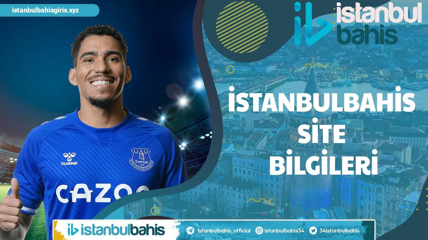 İstanbulbahis Site Bilgileriiii