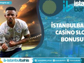 İstanbulbahis Casino Slot