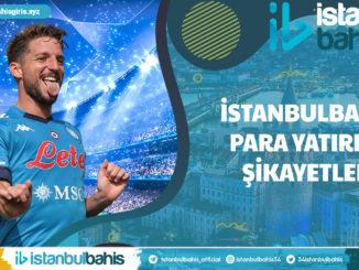 İstanbulbahis Para Yatırma Şikayetleri