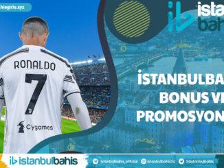 İstanbulbahis Bonus ve Promosyonlar