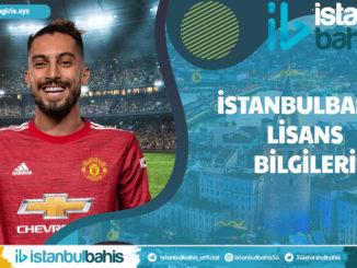 İstanbulbahis Lisans Bilgileri