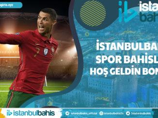 İstanbulbahis Spor Bahisleri Hoş Geldin Bonusu