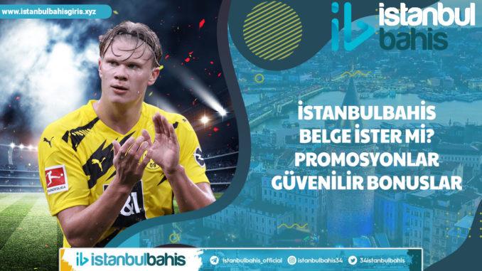 İstanbulbahis Belge İster mi Promosyonlar Güvenilir Bonuslar