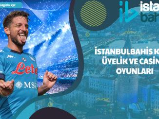 İstanbulbahis Kayıt, Üyelik ve Casino Oyunları