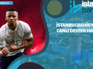 İstanbulbahis'nın canlı destek hattı