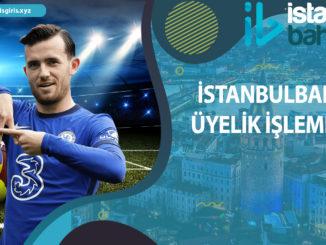 İstanbulbahis Üyelik İşlemleri