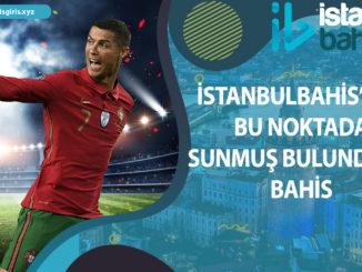 İstanbulbahis'nın