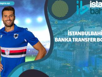 istanbulbahis banka transfer bonusu