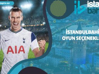 istanbulbahis Oyun Seçenekleri
